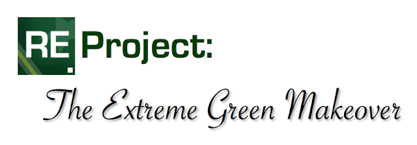 RE Project: The Extreme Green Makeover