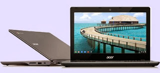Enter the Tip Hero's Chromebook Giveaway Event. Ends 2/26.