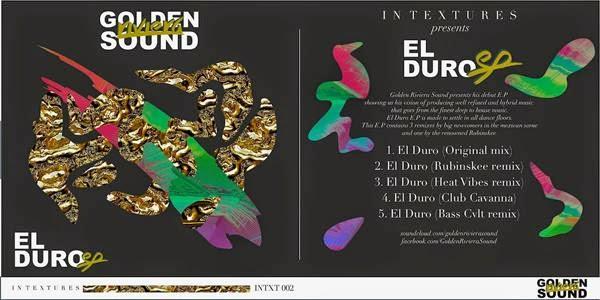 Exclusive: Golden Riviera Sound - El Duro EP