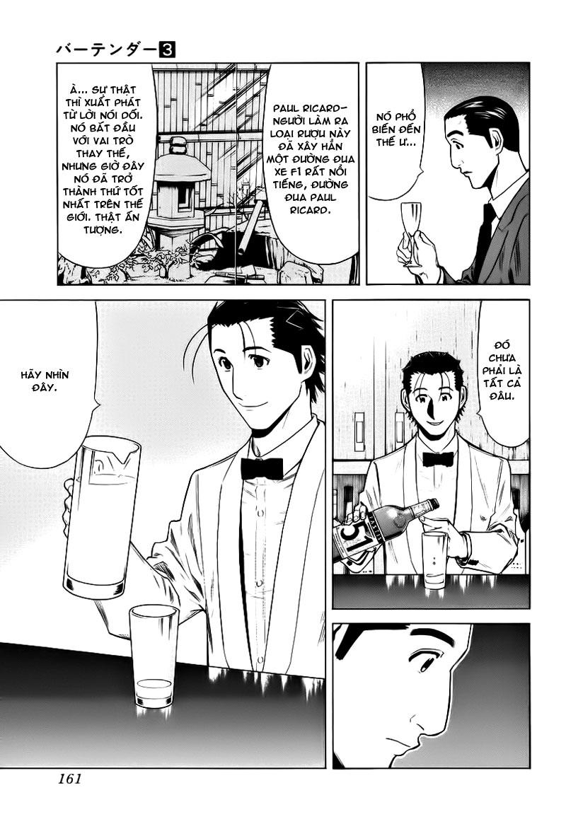 Bartender chap 22 Trang 16 - Mangak.info