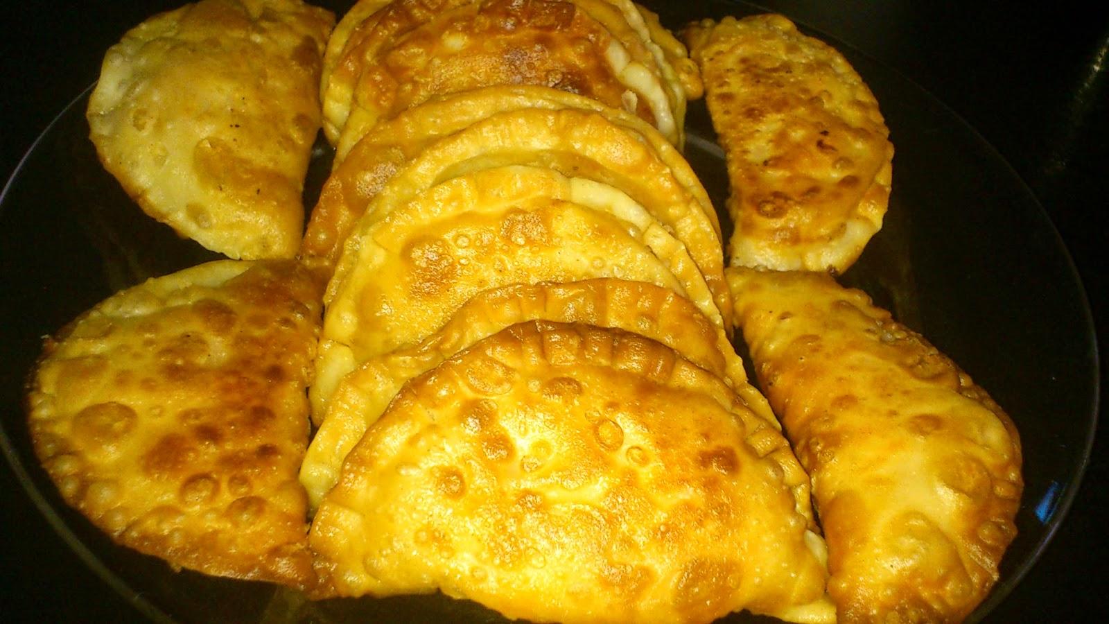Receta de Empanadillas de Atún