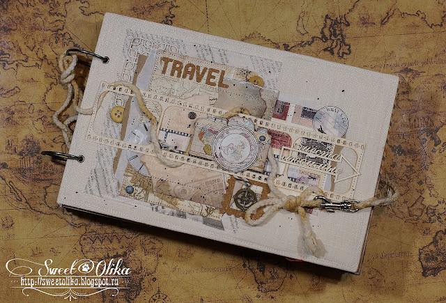 Travel Album....Мой первый заказик ;)