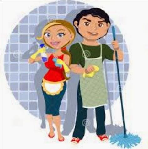 Ah l em casa rotina de limpeza da casa para aproveitar - Trabajo de limpieza en casas ...