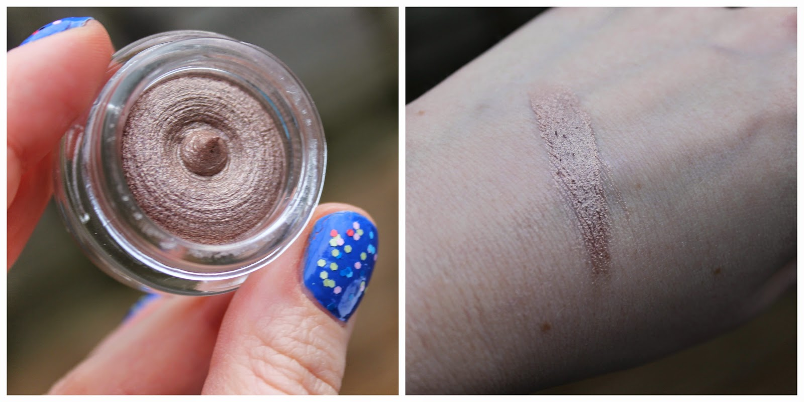 Max Factor Excess Shimmer Eyeshadows