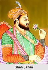 Mugal Emperor Shah Jahan