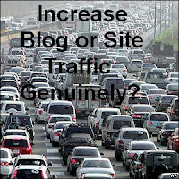 5 Tips to genuinely increase website or blog traffic