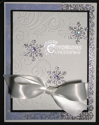 Our Daily Bread Designs, Christmas Flourished Verses