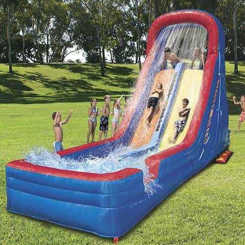 Really Cool Toys For Adults : Todays update slip 'n slide th birthday