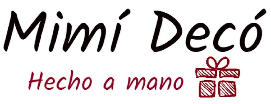 Mimí Decó: hecho a mano