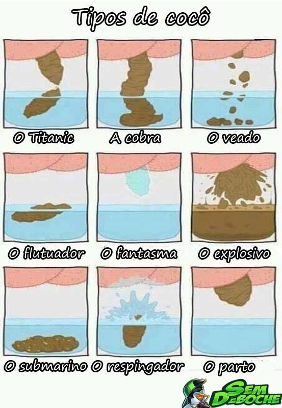 TIPOS DE COCÔ