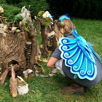 Portsmouth NH Fairy House Tour_New England Fall Events