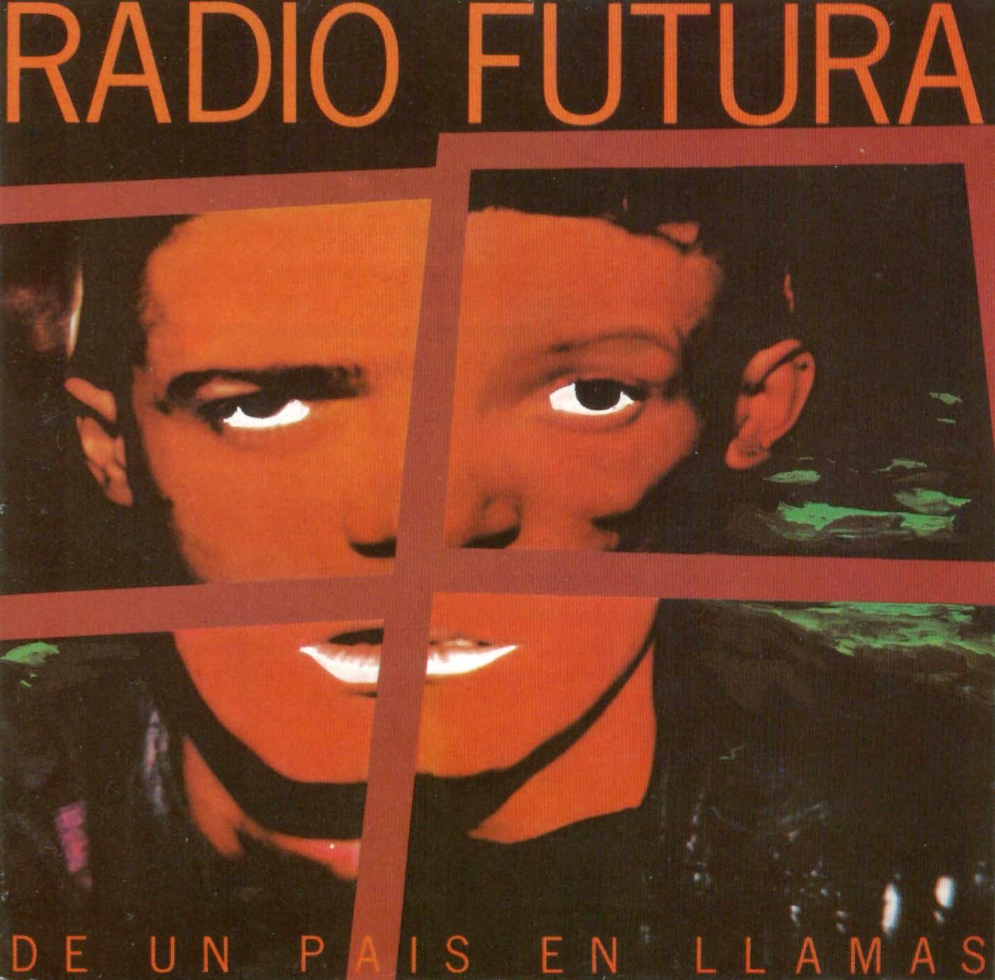 Radio Futura Enamorado De La Moda Juvenil