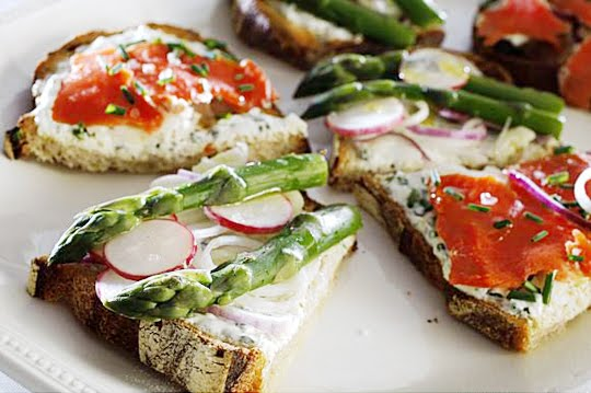 Le+pain+quotidien+tartine