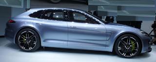 Panamera Sport Turismo Model Views