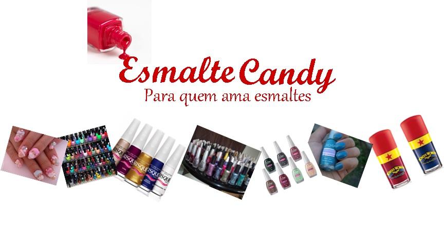 Esmalte Candy                    By Dani