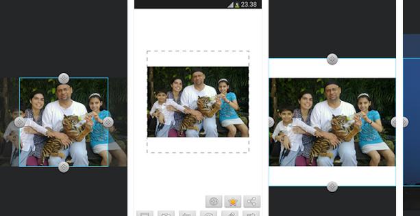 Cara Agar Foto DP BBM Tidak Terpotong Dengan Profile W/O Cropping
