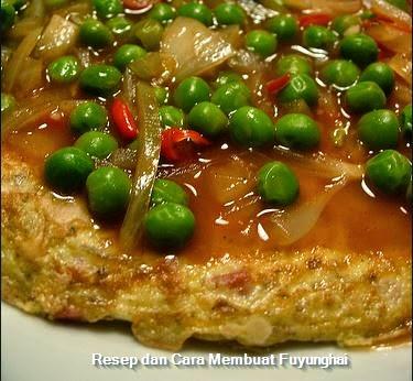 Resep dan Cara Membuat Fuyunghai