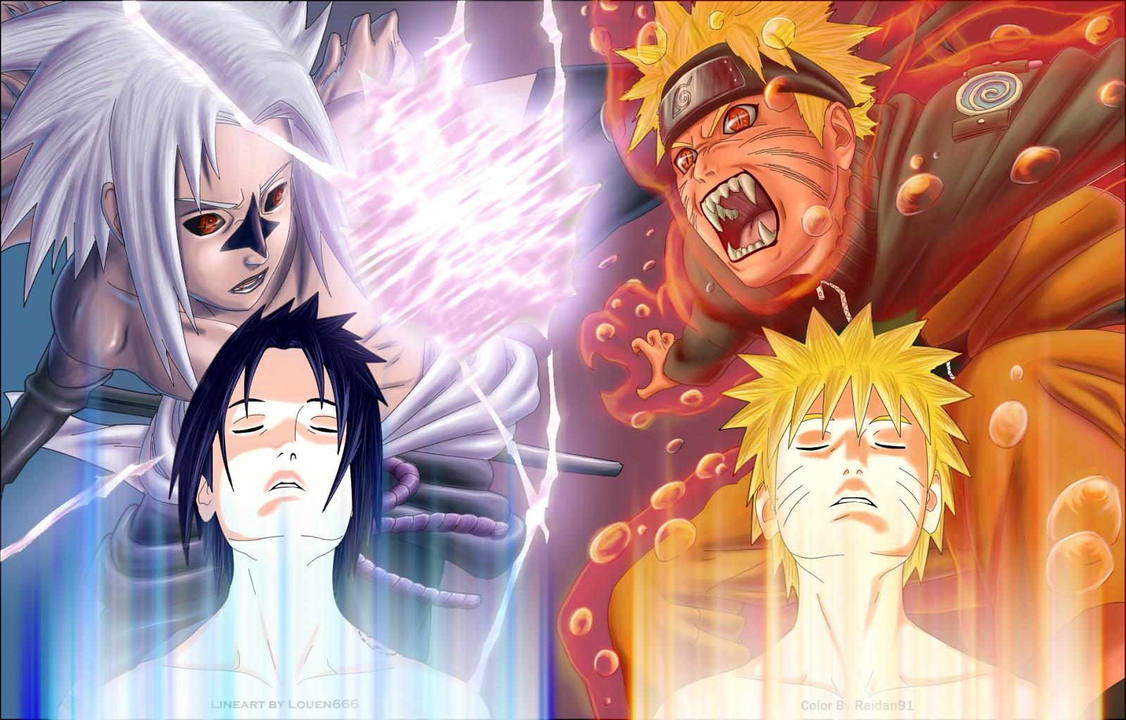 hinh anh naruto vs sasuke cuc chat 6 25 Hình Ảnh Naruto Vs Sasuke Cực Chất