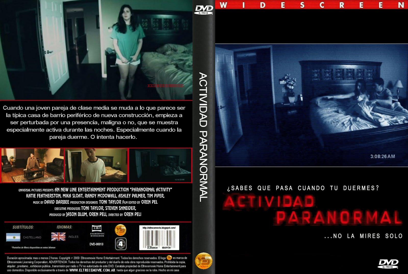 Actividad Paranormal 2 Espanol Latino
