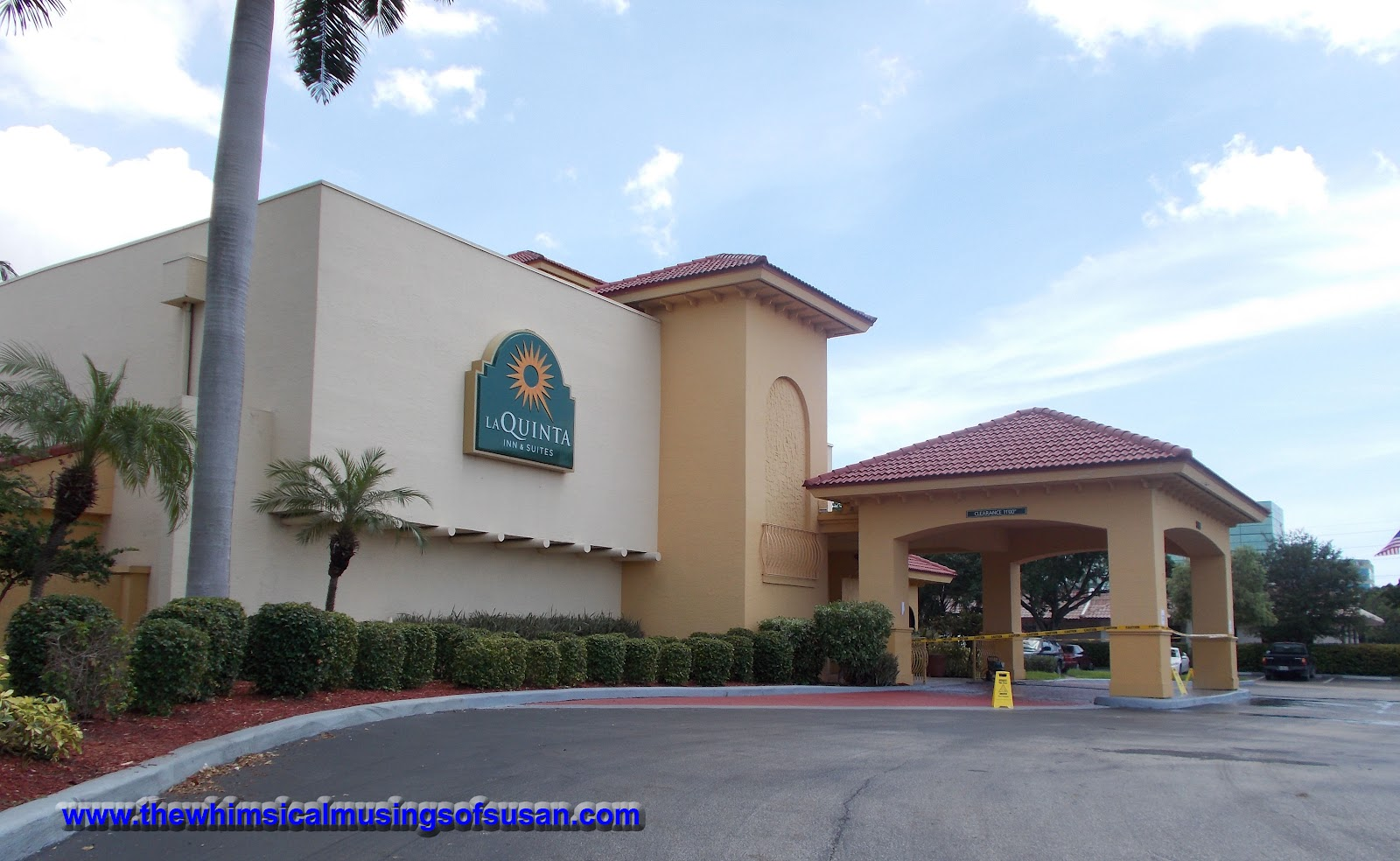 The Whimsical Musings Of Susan  Review Of La Quinta Inn
