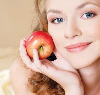Lợi ích của giấm táo với phái đẹp