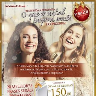 Concurso Cultural Natal inspirado em você