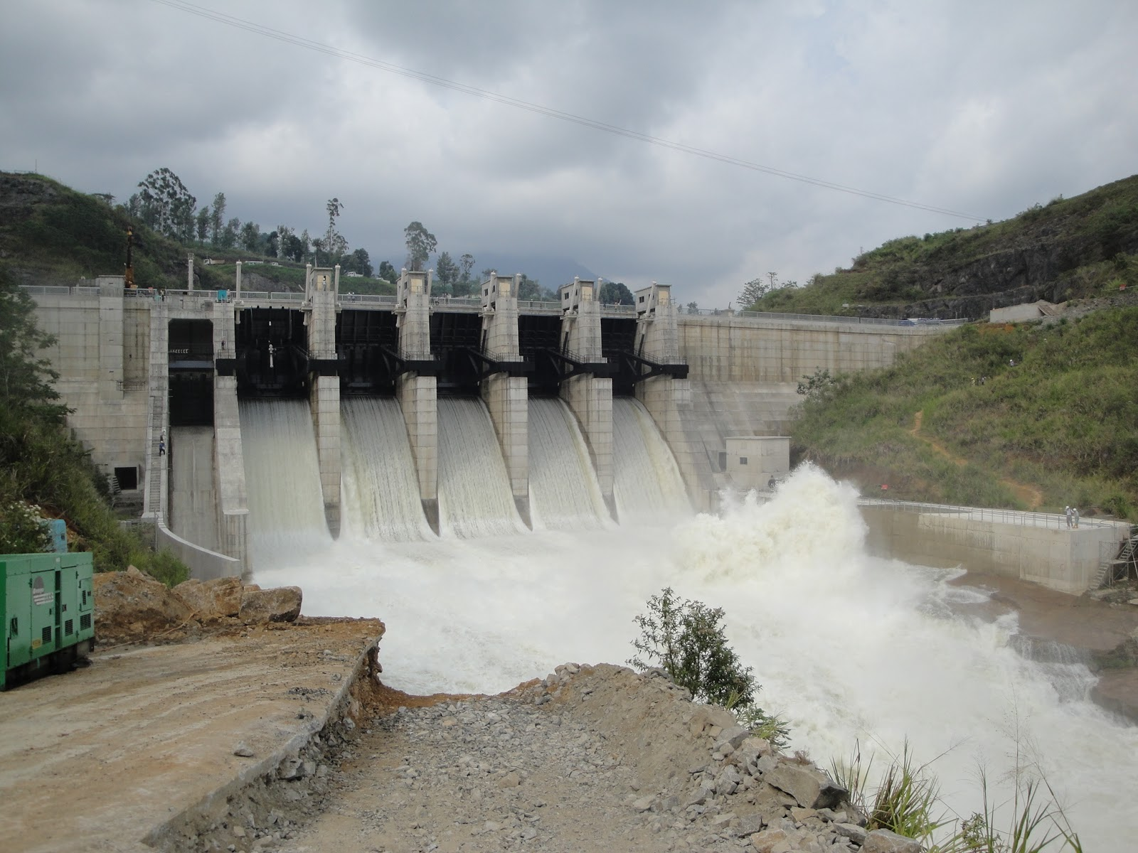 Dams In Sri Lanka