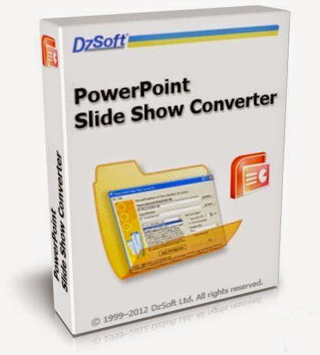 Download DzSoft PowerPoint Slide Show Converter