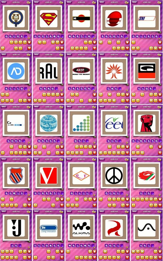 Solutions deviner logo what\'s the brand Album 10 ~ Toutes les ...
