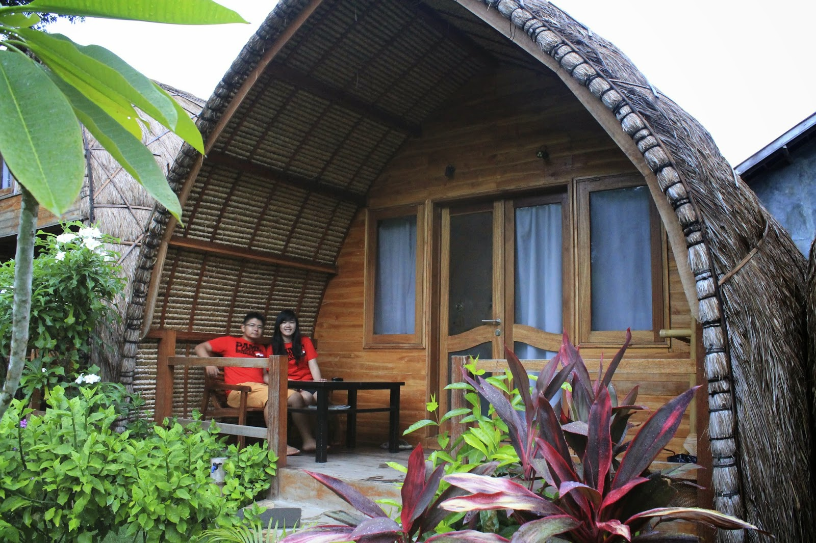 Penginapan Cotton Tree Cottage