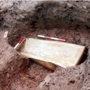 Намечена дата вскрытия детского свинцового гроба 3 века нашей эры