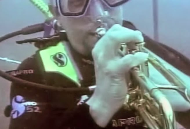 The Underwater Jazz Concert