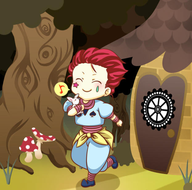 Manga Anime Mania: Chibi Character Hunter X Hunter | 623 x 615 jpeg 55kB