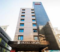 Hotel Aropa - Pilihan Hotel & Paket Tour di Seoul, Korea Selatan