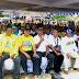 """Lapangan Ngendo """"Nggelondang"""". Kampanye Akbar Oke - To Hanya dihadiri Sekitar 1500 Peserta."""
