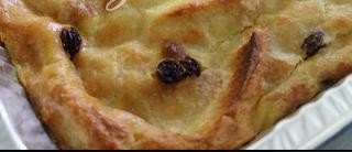cara nak buat resepi puding roti + Video