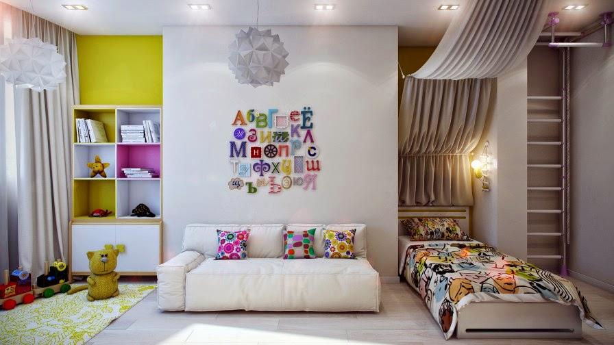 Kids Bedroom 2015