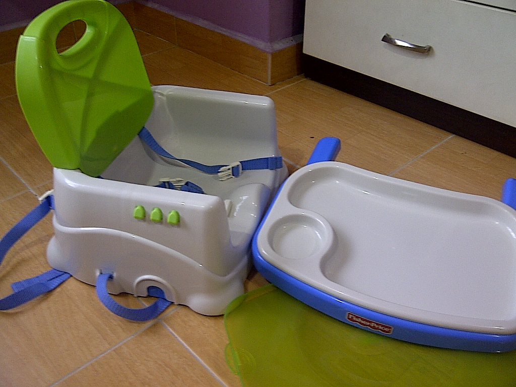 SPECIAL TOYS SHOP Fisher Price Healthy Care Booster Seat