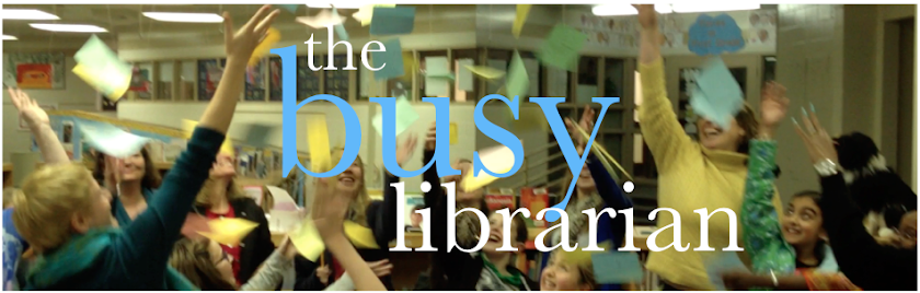 The Busy Librarian