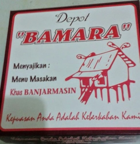 Depot_BAMARA_Menu_Masakan_Khas_Banjarmasin_Kalimantan