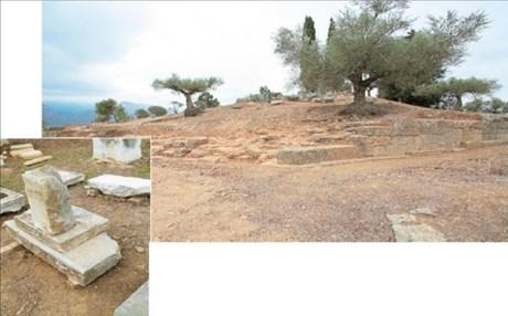 Νέα στοιχεία για το ιερό του Αμυκλαίου Απόλλωνα στη Σπάρτη