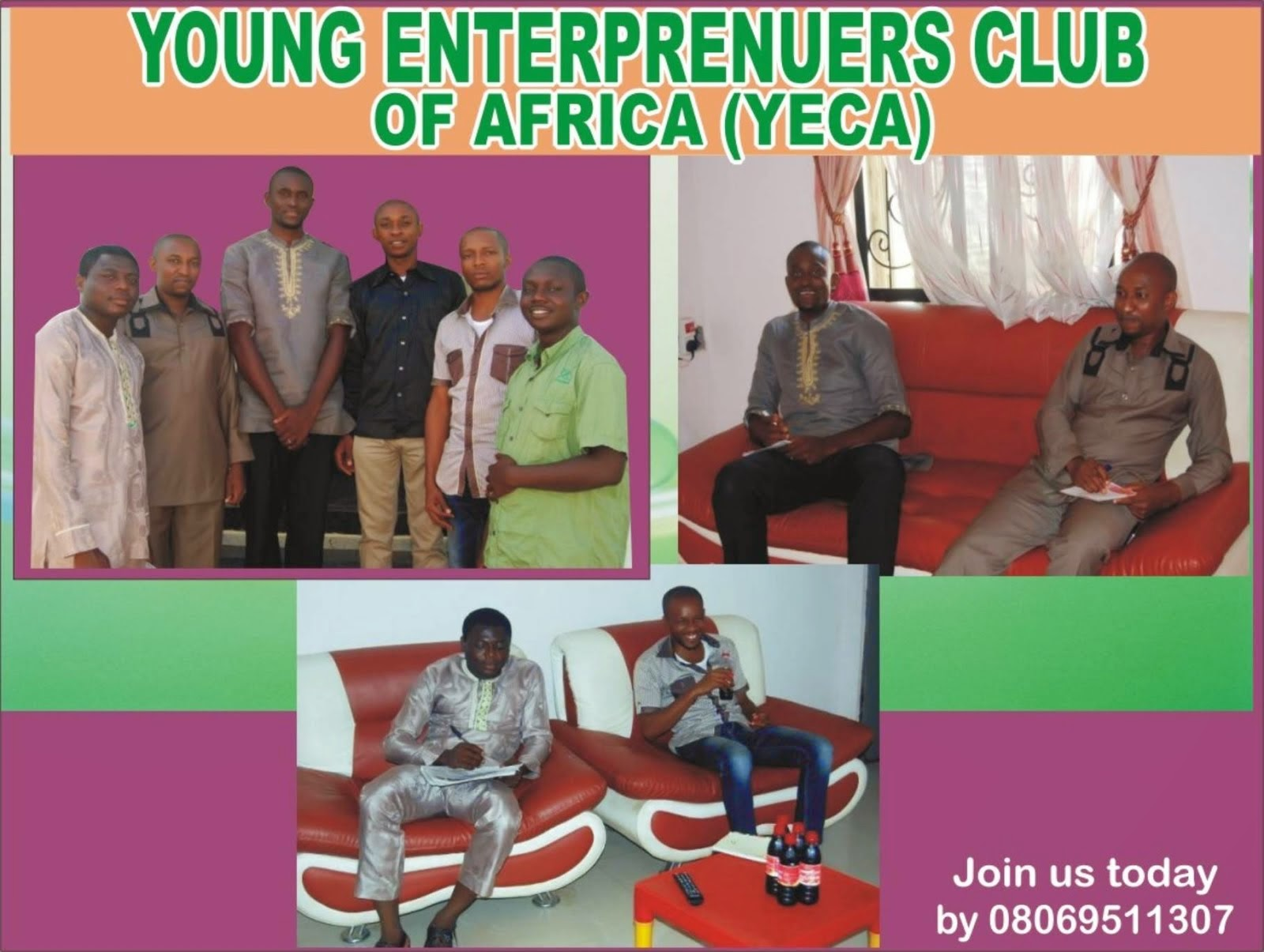 Join YECA today