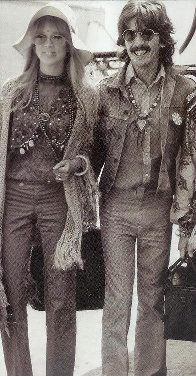Pattie &George