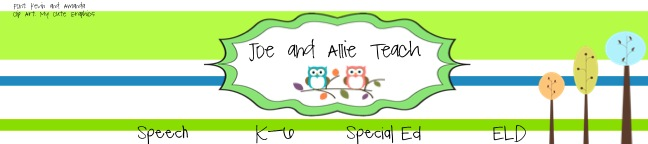 Joe and Allie Teach