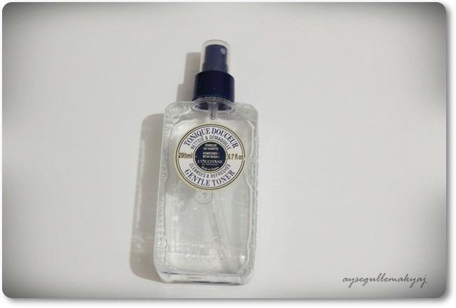 L'occitane Cleanses & Refreshes Gentle Toner