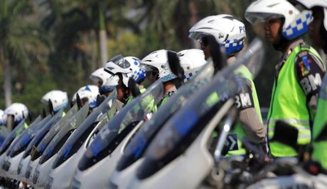 Polri Kantongi Ciri-ciri Penembak Dua Polisi