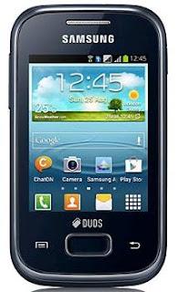 Samsung Galaxy Y Plus S5303 Guide User Manual Pdf