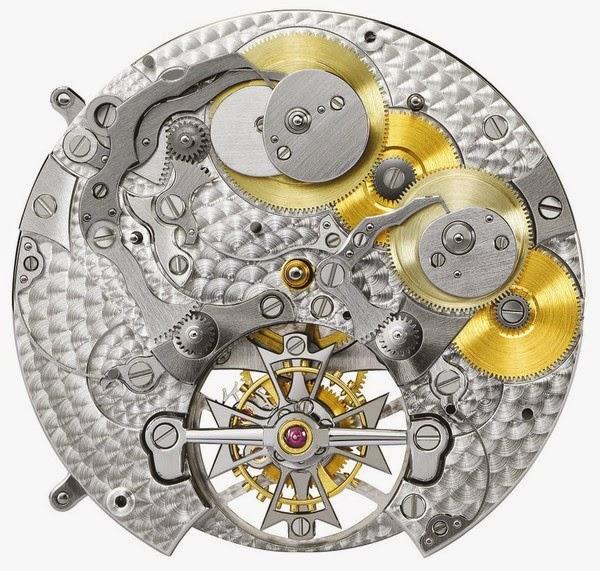 Đồng hồ vàng ròng sang trọng