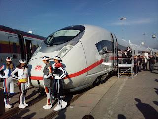 Bahnverkehr + Bahnindustrie: Neue ICEs für Deutsche Bahn wohl frühestens April 2014, aus Die Welt