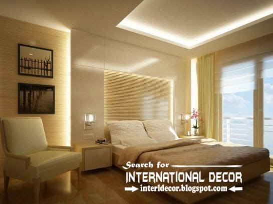plaster ceiling designs for bedroom ceiling, modern plaster ceiling led lights